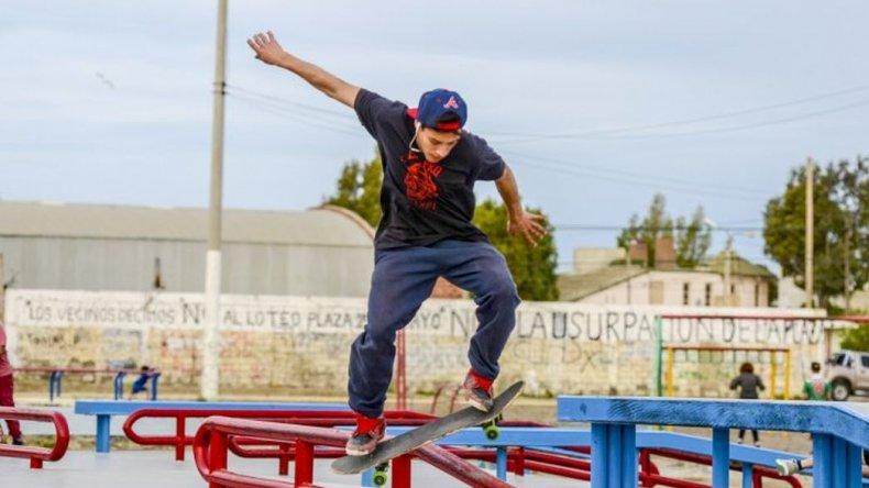 Se realizará una clínica de iniciación en el skate