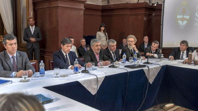 Das Neves apoyó la negociación del Gobierno con los holdouts