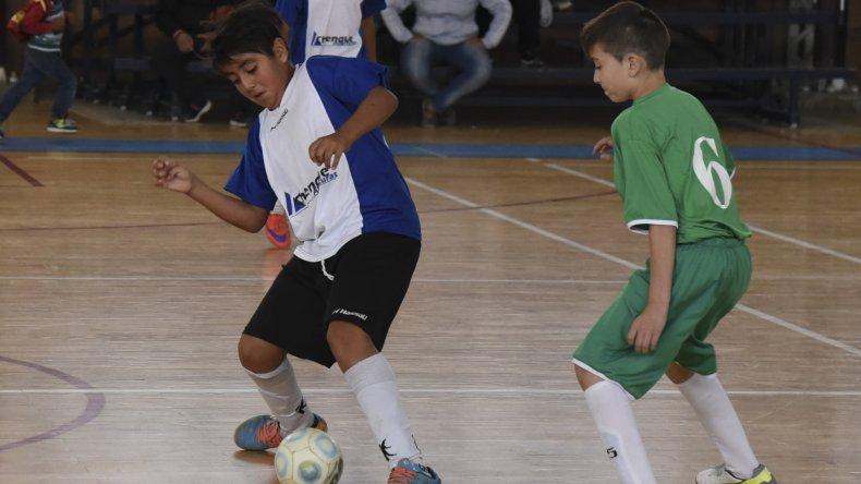 Este fin de semana se jugarán los tramos finales del torneo Clausura de la Asociación Promocional de futsal.