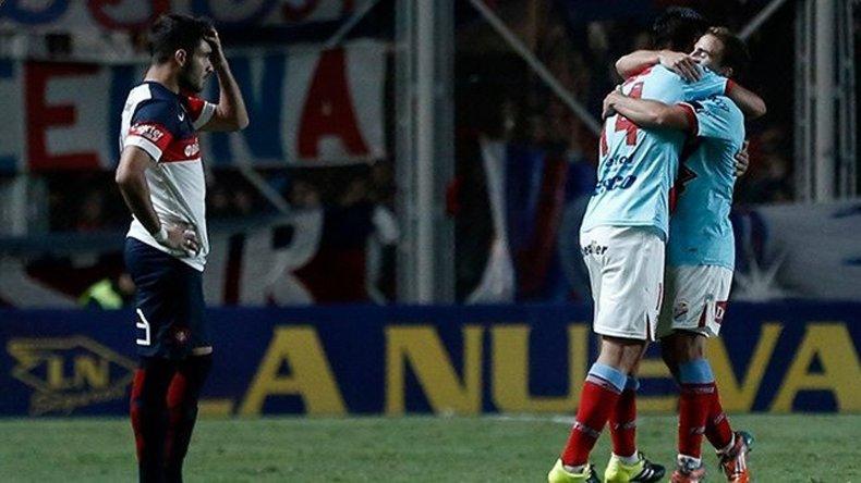 Arsenal viene de vencer como visitante 2-0 a San Lorenzo.