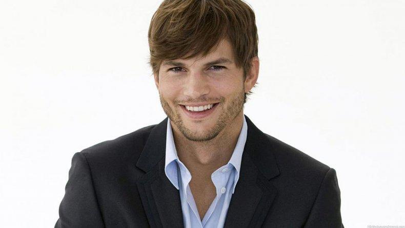 Ashton Kutcher participó del evento Netflix en Buenos Aires.