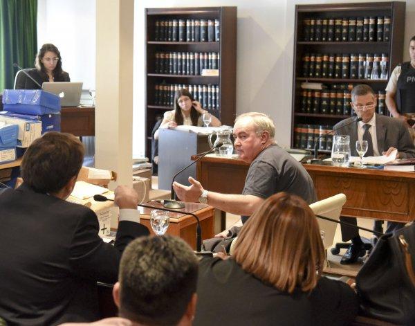 El juicio oral y público por la desaparición de Iván Torres continuó ayer