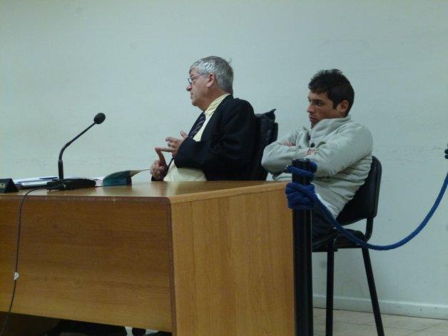 Condenan a Cid a 9 años de prisión por el asesinato de su padre