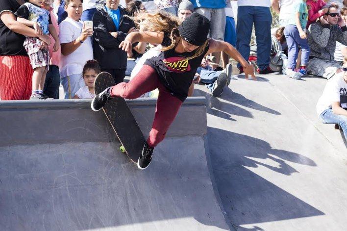 Desde las 14 comenzará la acción en el Skate Park Municipal Rada Tilly.