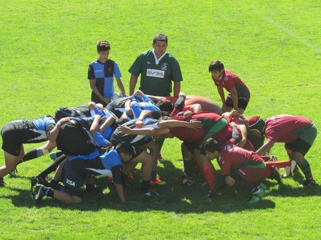 El rugby disputará esta tarde la cuarta fecha del torneo Preparación.