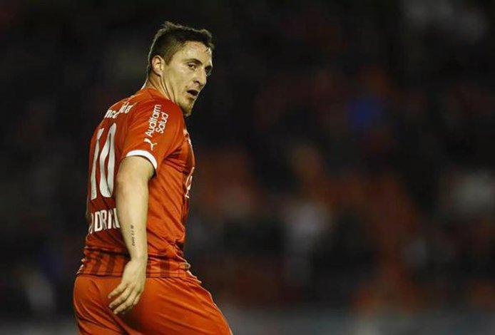 Cristian Cebolla Rodríguez será titular esta noche en la formación de Independiente.