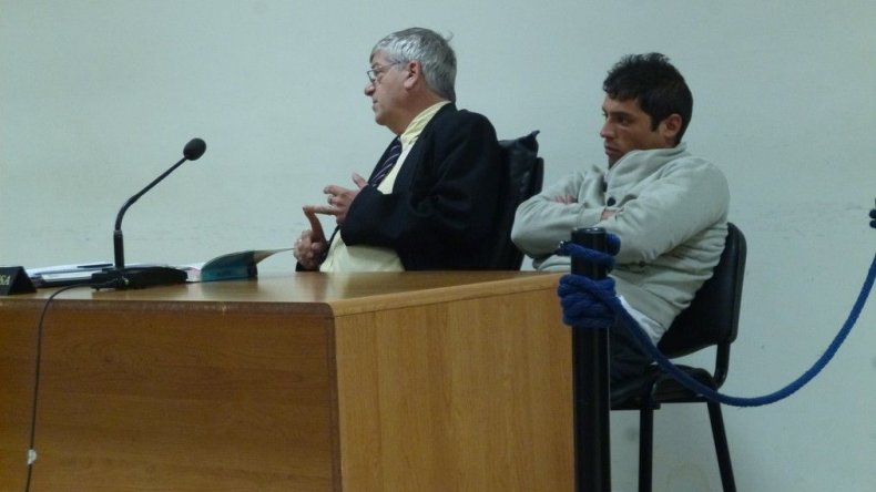 Jorge Cid recibió nueve años de  condena por asesinar a su padre