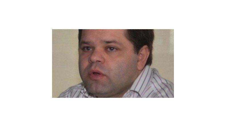 El diputado José Blasiotto