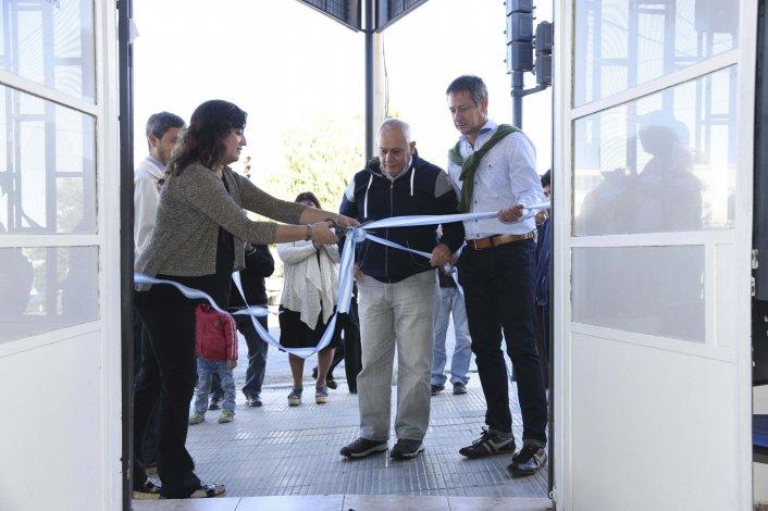El viernes por la mañana el Sindicato Argentino de Docentes Particulares (SADOP) inauguró su sede local con la expectativa de seguir creciendo.