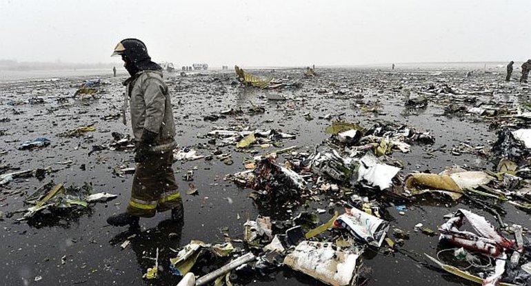Tragedia aérea en Rusia