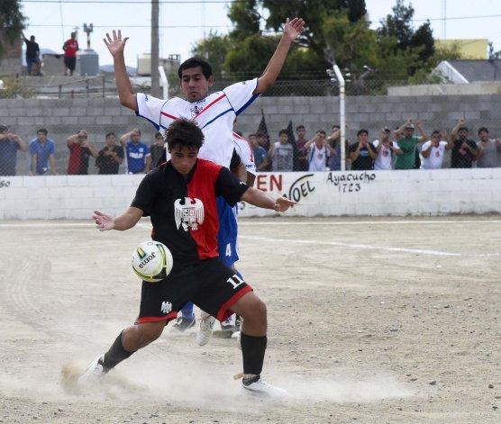 Palazzo ganó 2-1 y terminó aguantando a Diadema en el cierre del encuentro.