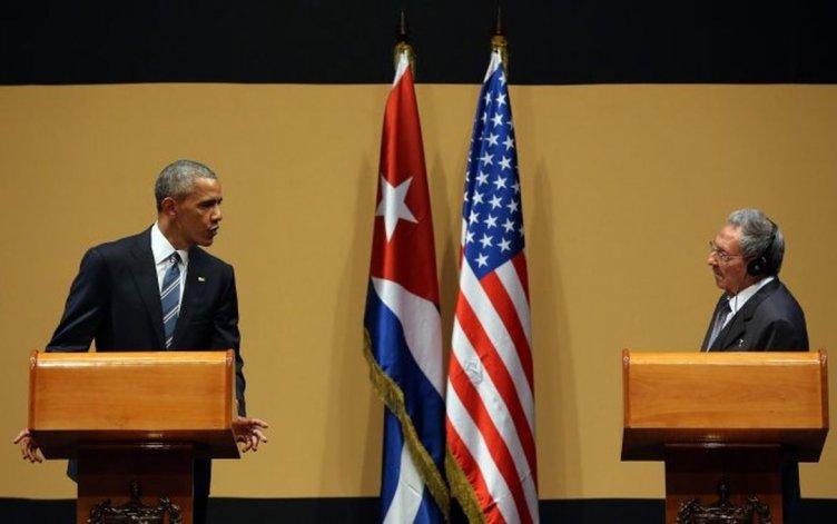 Castro ratificó frente a Obama el plan para afianzar relación