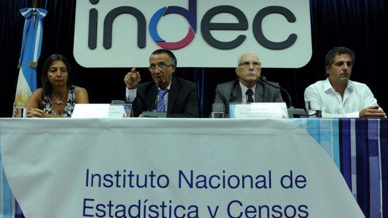 Todesca dijo sentirse preocupado y angustiado por la inexistencia de estadísticas oficiales.