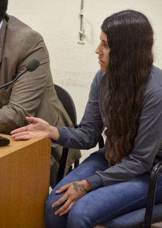 Se elevó a juicio la causa contra Nahir Quinteros