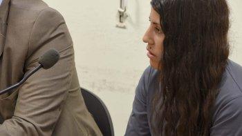 Se elevó a juicio la causa contra Nahir Quinteros, la joven que fue acusada por agredir con un cúter a la actual pareja de su ex.
