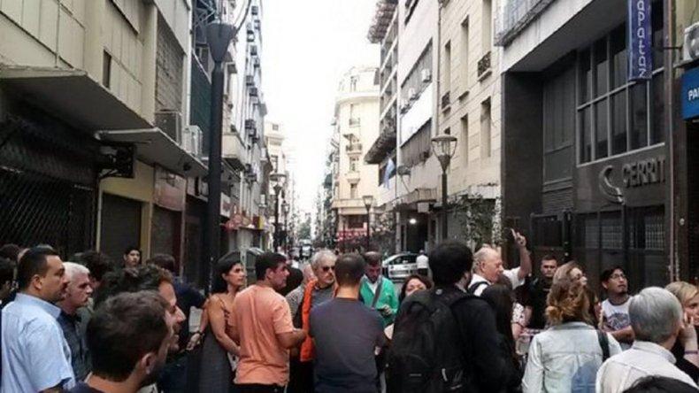 Tensión en Radio Nacional: un hombre ingresó con explosivos
