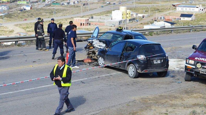 Accidente Fatal 2013, pierde la vida Raúl Andrés Dorfman, de 55 años de edad.