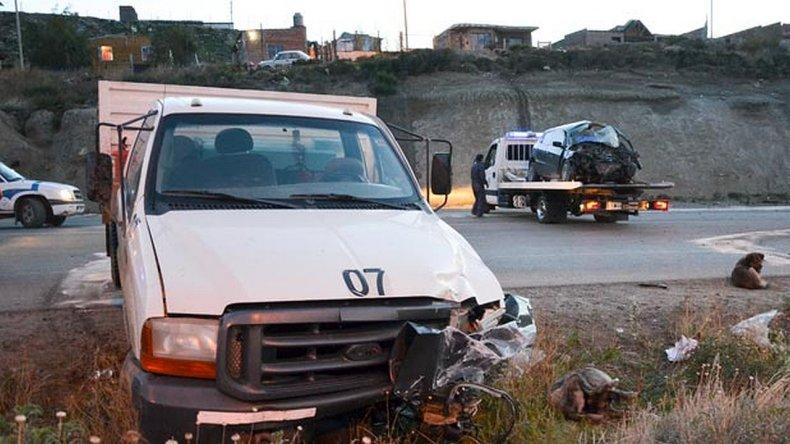 Accidente Fatal 2014, pierde la vida Luis Adrián Páez  de 24 años