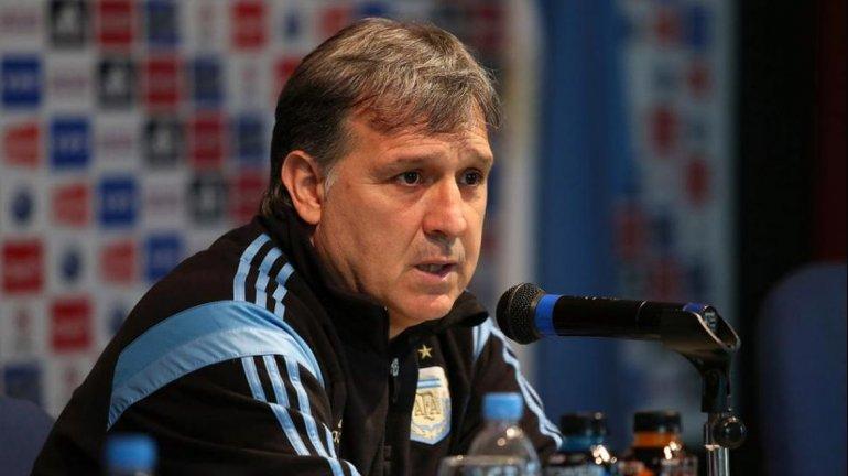 Martino: este partido no tiene nada que ver con la final de la Copa América