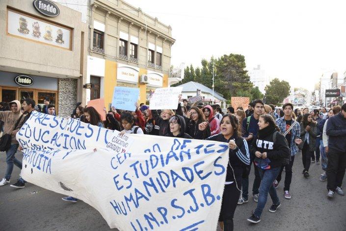 Foto: Mario Molaroni/El Patagónico