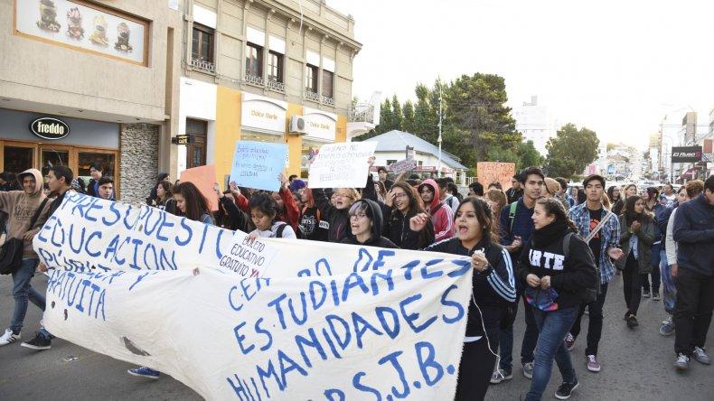 Foto: Mario Molaroni/El Patagónico<br>