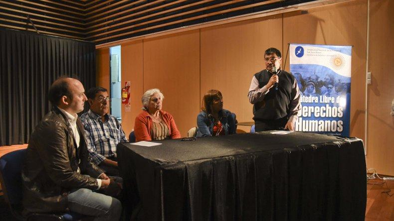 Con los testimonios de familiares y ex perseguidos políticos comenzaron ayer las actividades por el Día de la Memoria y la Verdad.