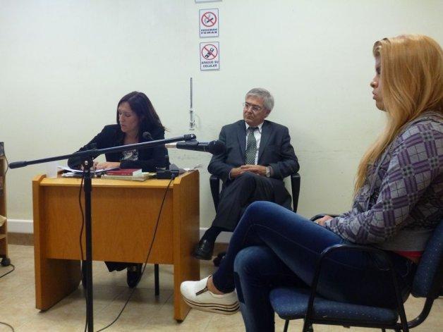 Confirman el beneficio alternativo a la prisión para Micaela Riofrío