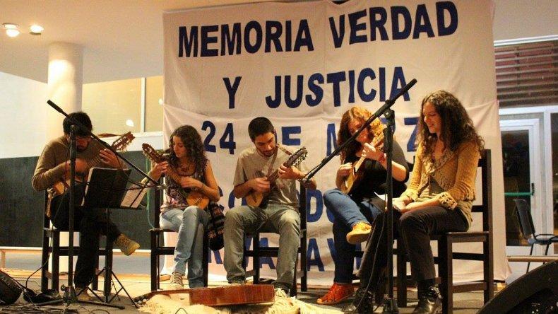 Música Latinoaméricana de la mano de Marcos Vilches y músicos de la Escuela de Arte