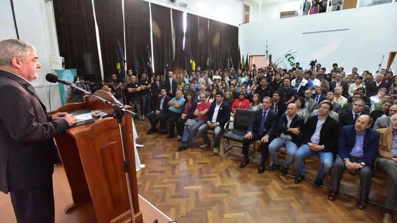 Construirán el edificio del Archivo Provincial de la Memoria