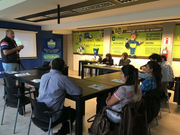 Generación Urbana fue presentado a funcionarios y agentes municipales en el marco de la difusión del programa.