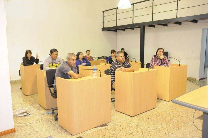 El lunes los concejales de Sarmiento aprobaron el alza de la tarifa eléctrica.