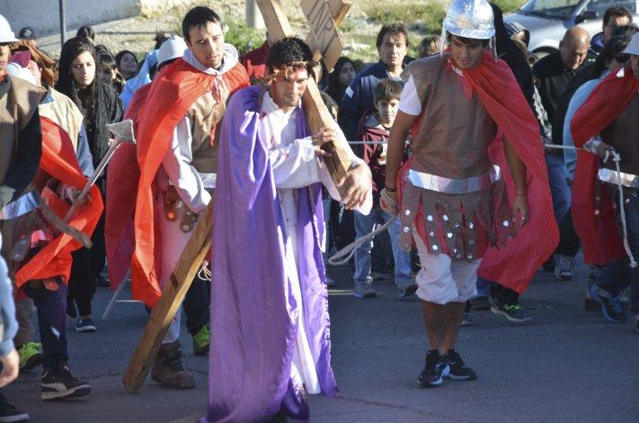 En el Hospital Regional también se celebrará el Vía Crucis de la resurrección de Cristo