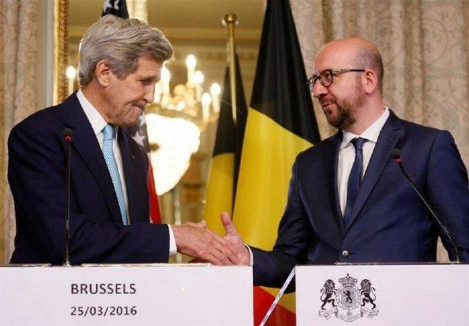 Bélgica enviará aviones para bombardear el Estado Islámico