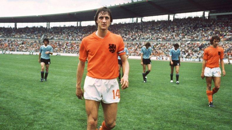 Un cáncer terminó con la vida de Johan Cruyff