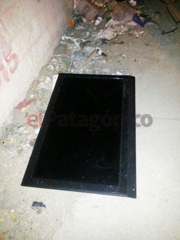 Un detenido en frustrado robo a una vivienda