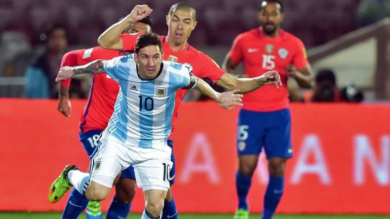 Así quedó Argentina en las eliminatorias