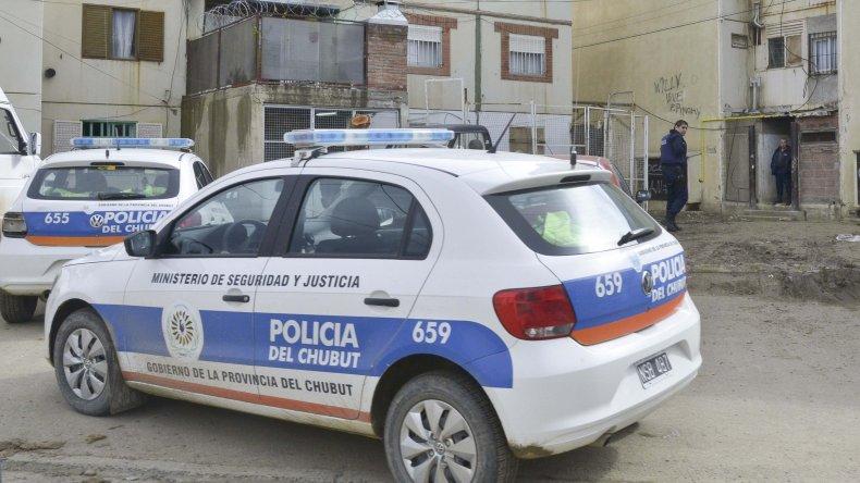 El incidente tuvo como escenario el barrio 30 de Octubre.
