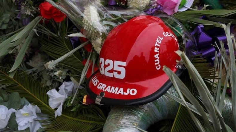 Otorgarán pensión honorífica para los bomberos caídos en servicio