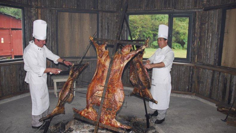 En Lago Puelo se celebrará la 2ª edición de la Cocina de los Lagos