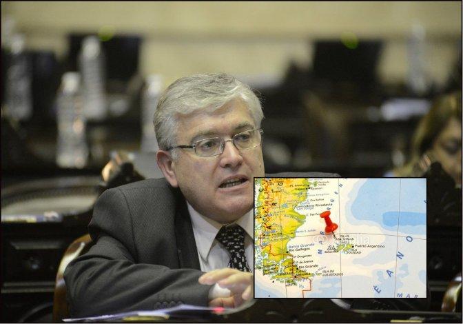 Pais dijo que geográficamente las Islas Malvinas son argentinas