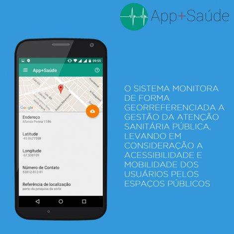 Presentarán una aplicación creada por universidades de Comodoro y Brasil