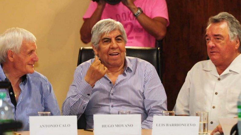 Chispazos en la reunión de la CGT por la posición de Hugo Moyano.