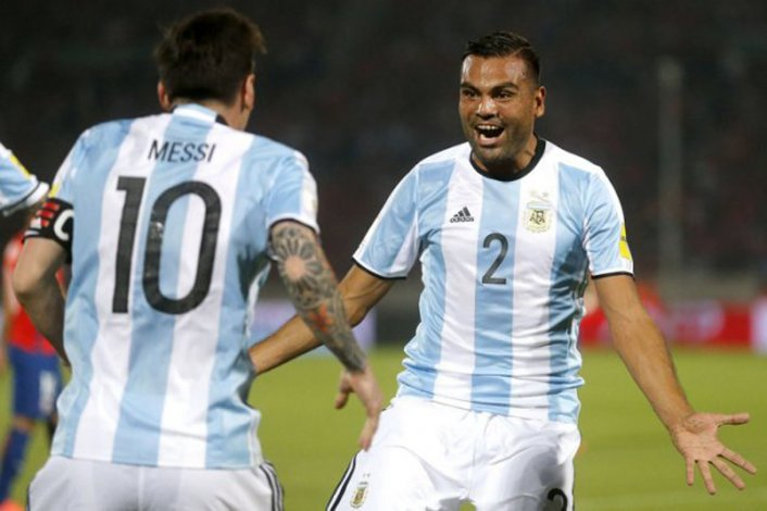 Argentina celebró una victoria sin brillar ante Chile