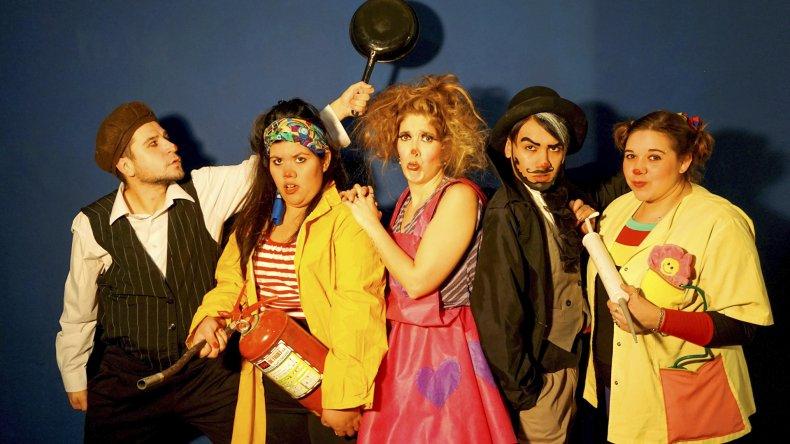 El teatro tendrá un lugar destacado este fin de semana en Comodoro Rivadavia.