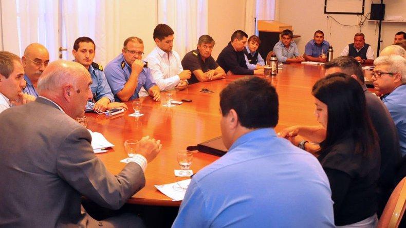 Los policías podrán discutir un refuerzo para el último tramo del año en agosto