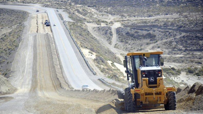 Entre hoy y mañana se firma la doble vía Comodoro-Caleta