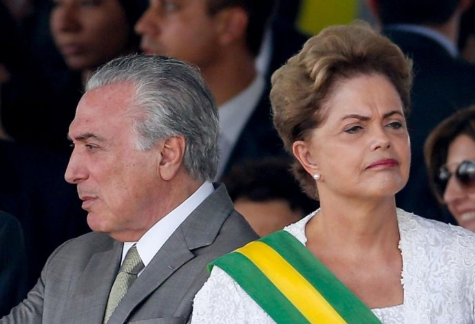 Tremer abandona a Dilma pero apuesta a la caída de la presidente.
