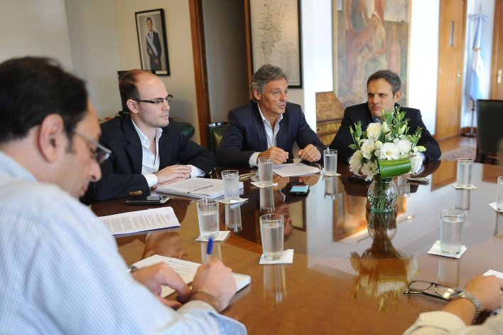 El Consejo de la Producción estará integrado por representantes de todas las provincias.