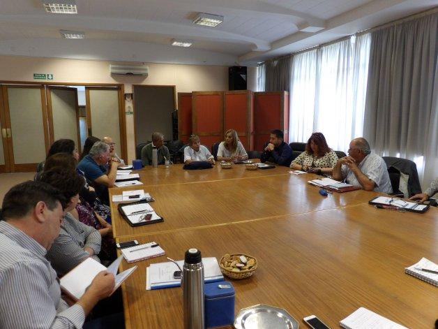 La comisión de integración vecinalista