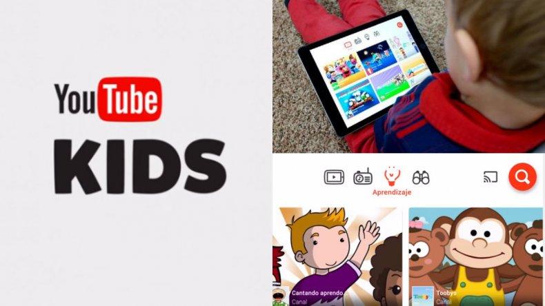 YouTube Kids: Google presentó el servicio para chicos en Argentina